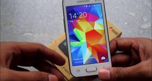 Comment réparer la touche d'accueil d'un Samsung SM-G316H