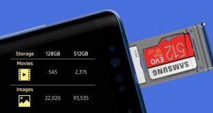 Comment formater la carte microSD Samsung Galaxy Note 10+