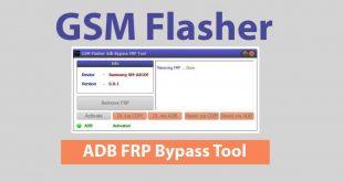 Téléchargez Le box GSM Flasher ADB FRP BYPASS – Version complète 2019