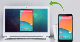 Comment mettre en miroir l'écran Android sur votre PC