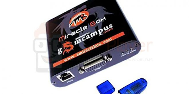 driver USB Miracle Box Thunder Dongle