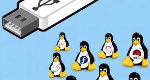 Comment booter une distribution Lunix sur une clé USB