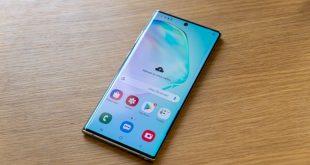 Mise à jour Galaxy Note 10/10 Plus