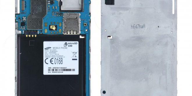 Comment réparer le problème de micro d'un Galaxy J5 J500F