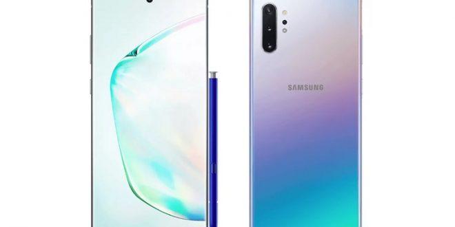 Galaxy Note 10 Plus débloqué reçoit le correctif de novembre 2019