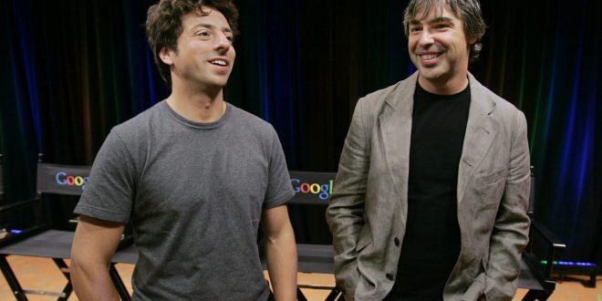 En Fin Larry Page cède  son poste de PDG d'alphabete à Sundar Pichai