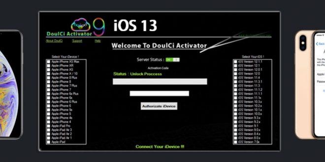 Téléchargez Doulci Activator pour iOS 13