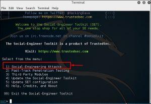 Les 25 outils de test de pénétration de Kali Linux 2020