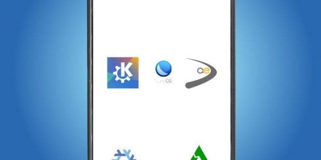 Enfin l'expédition du smartphone PinePhone Linux commence