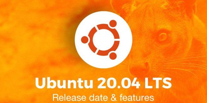 Téléchargerla version teste d'Ubuntu 20.04