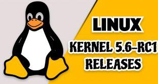 kernel 5.6 de Linux