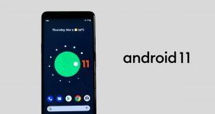 Les Nouvelles fonctionnalités d'Android 11 DP3