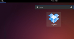 Comment Installer Dropbox sous Ubuntu 20.04 LTS