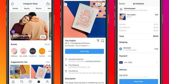 Facebook Shops: Une solution pour digitaliser les petits Business