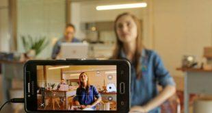 Comment utiliser son Smartphone comme Webcam