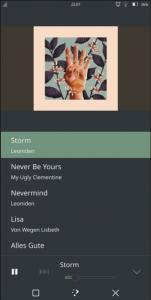 AudioTube: Une version de YouTube Music pour Linux