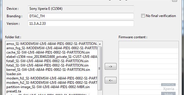 Télécharger Gratuitement Sony Xperia Flash Tool (2021)